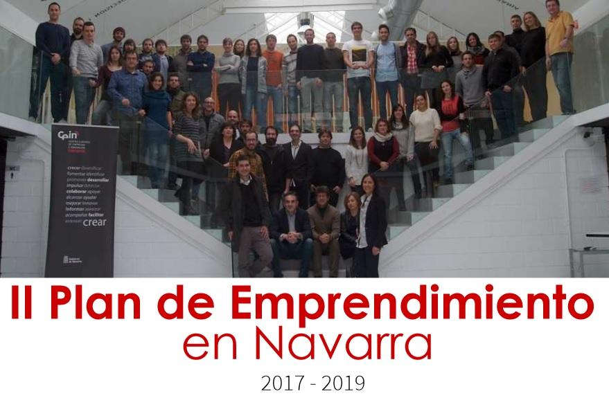 II Plan de Emprendimiento de Navarra. 2017-2019