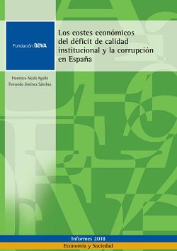 Los costes económicos del déficit de calidad institucional y la corrupción en España