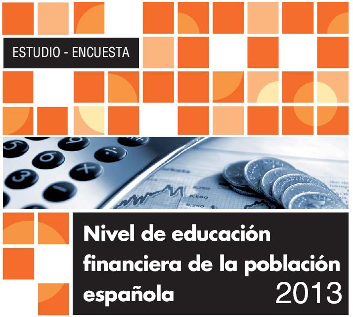 Nivel de educación financiera de la población española