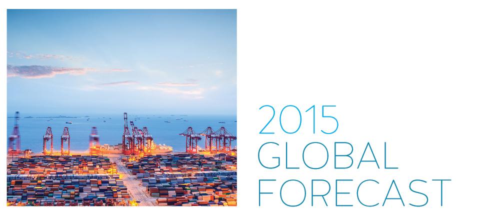 Perspectivas del mundo 2015. Crisis y oportunidad