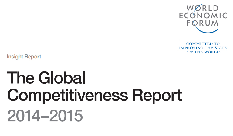 The Global Competitiveness Report 2014-2015