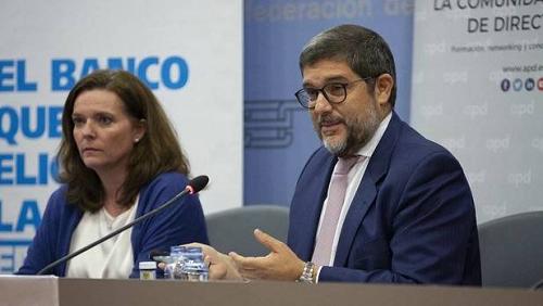 """Encuentro empresarial con Santiago Solanas: """"La disrupción digital y su impacto en las organizaciones"""""""