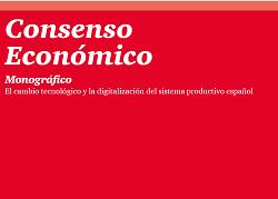 El cambio tecnológico y la digitalización del sistema productivo español