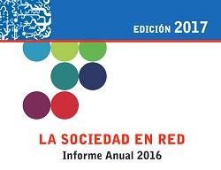 La sociedad en red. Informe anual 2016