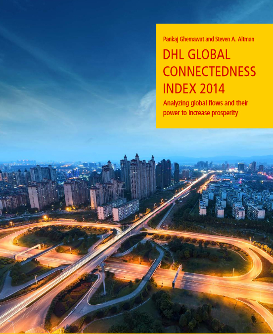 Global Connectedness Index 2014, Índice de Globalización