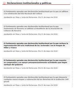 El parlamento más caro de España  Navarra Confidencial, 23 de mayo de 2018