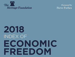 2018 Index of Economic Freedom  The Heritage Foundation | 2018