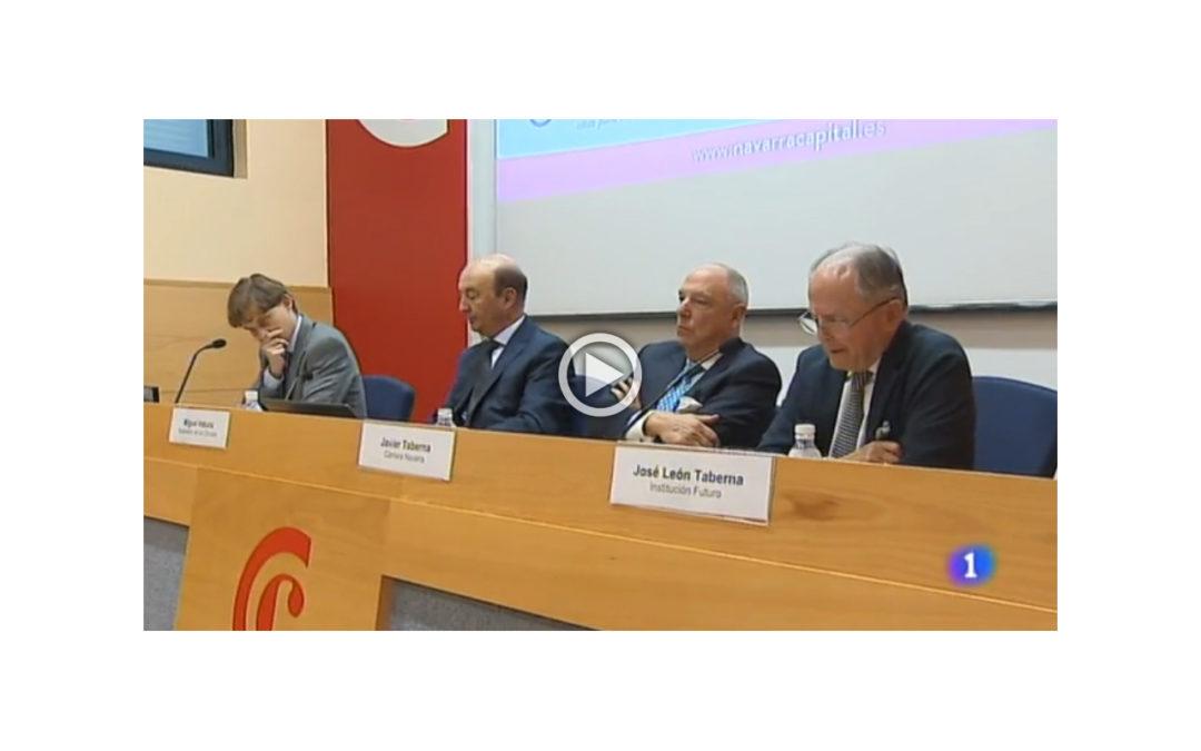 Entrevista a Miguel Iraburu, presidente del Comité del Barómetro del Círculo de Empresarios