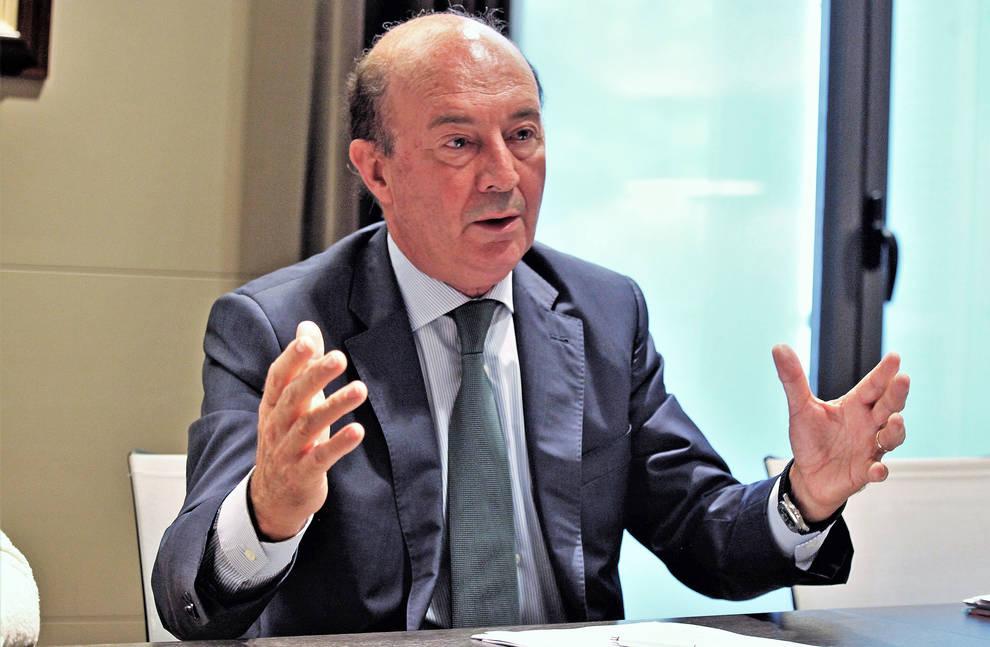 La competitividad, factor clave para acelerar la recuperación  Miguel Iraburu, presidente del Comité de la Competitividad del Círculo de Empresarios y miembro de Institución Futuro  |  Expansión