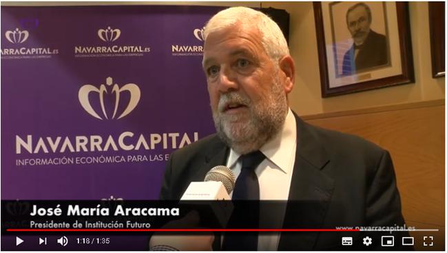 Vídeo: Presentación en Pamplona de La Encuesta de los Círculos 2019