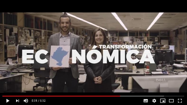 Vídeo: Institución Futuro colabora en el suplemento Marca Navarra de Diario de Navarra