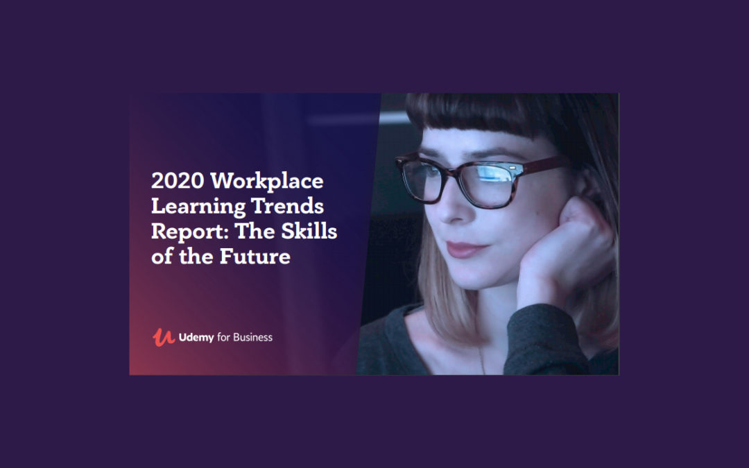2020 Workplace Learning Trends Report: The Skills of the Future  Udemy for Business