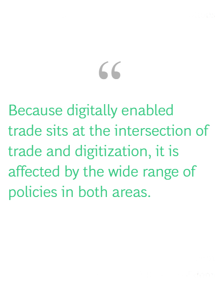 Global Trade Goes Digital  Boston Consulting Group