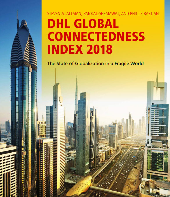 DHL Global Connectedness Index  DHL