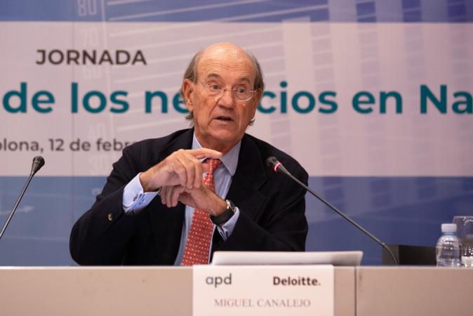 Entrevista a Miguel Canalejo sobre el último informe de competitividad de Institución Futuro  RNE