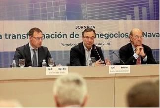 Las infraestructuras y el bajo tamaño empresarial limitan la competitividad de Navarra  Diario de Noticias