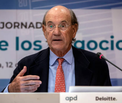 Claves de la recuperación de la economía navarra  Negocios en Navarra |  Miguel Canalejo Larrainzar. Vicepresidente del think tank Institución Futuro.