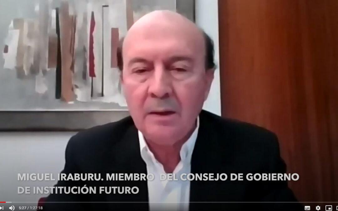 """""""Hemos vivido por encima de nuestras posibilidades a costa de la siguiente generación. Ellos tendrán que pagar la deuda""""  Negocios en Navarra"""