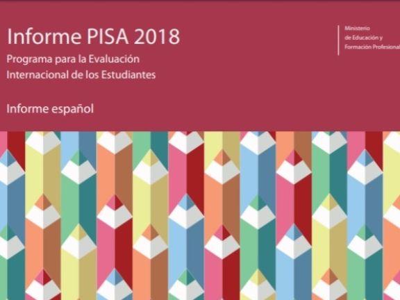 Informes PISA 2018. España  OCDE