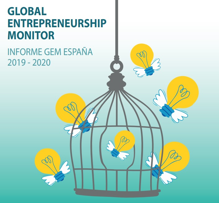 Global Entrepreneurship Monitor. Informe GEM España 2019-2020  GEM