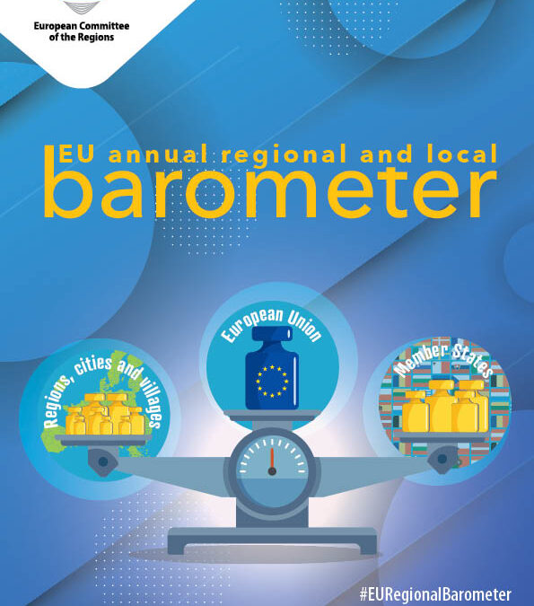 EU annual, regional an local Barometer. Counting the cost of the COVID pandemic on the EU's regions, cities and villages  Comité Europeo de las Regiones