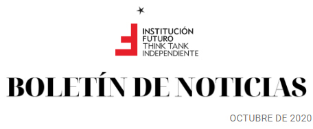 Boletín de Noticias de Institución Futuro  | Octubre 2020  Institución Futuro