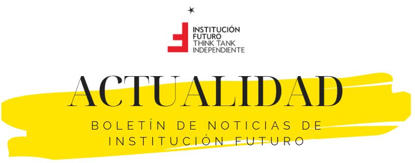 Actualidad (Boletín de Noticias de Institución Futuro)  | Marzo 2021  Institución Futuro