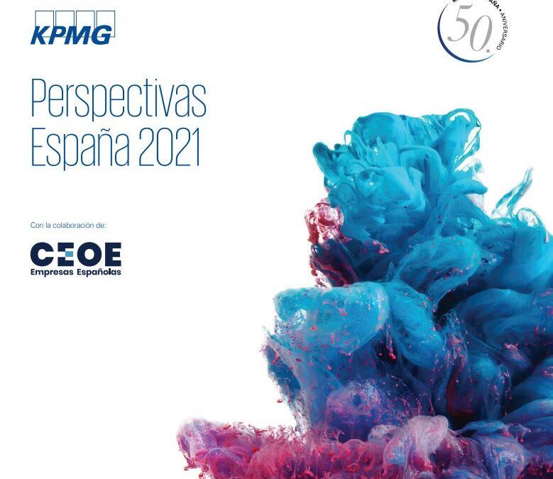 Perspectivas España 2021  KPMG y CEOE