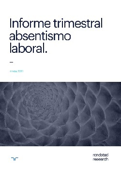 Informe trimestral absentismo laboral. Marzo 2021  Randstad Research