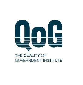 Índice Europeo de Calidad de Gobierno 2021  The Quality of Government Institute