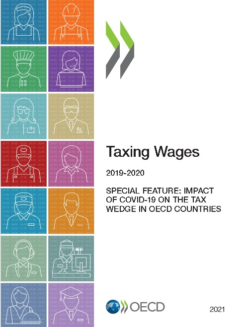 Taxing Wages 2021  OECD