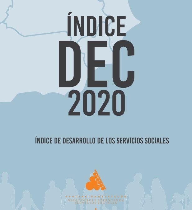 Informe DEC 2020  Asociación Estatal de Directoras y Gerentes en Servicios Sociales